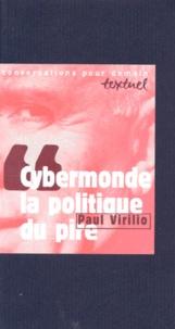 Histoiresdenlire.be Cybermonde, la politique du pire - Entretien avec Philippe Petit Image