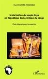 Paul Vitamara Masimango - Scolarisation du peuple Enya en République Démocratique du Congo - Etude diagnostique et prospective.