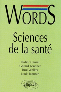 Corridashivernales.be Words. Sciences de la santé Image