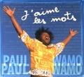 Paul Wamo - J'aime les mots. 1 CD audio