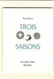 Paul Wamo - Trois saisons.