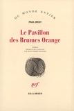 Paul West - Le pavillon des brumes orange.