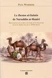 Paul Wormser - Le Bustan al-Salatin de Nuruddin ar-Raniri - Réflexions sur le rôle culturel d'un étranger dans le monde malais au XVIIe siècle.