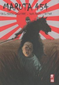 Paul-Yanic Laquerre et Yang Song Yang - Maruta 454.