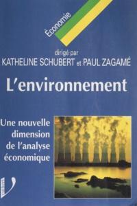 Paul Zagame et Katheline Schubert - .