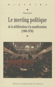 Téléchargement de livres audio sur ipod shuffle Meeting politique  - De la délibération à la manifestation (1868-1939) FB2 in French