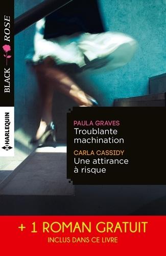 Troublante machination - Une attirance à risque - Captive d'un étranger. (promotion)