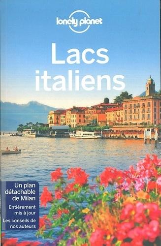 Paula Hardy et Marc Di Duca - Lac italiens. 1 Plan détachable