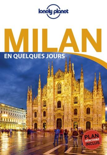 Paula Hardy - Milan en quelques jours. 1 Plan détachable