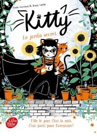 Paula Harrison et Jenny Lovlie - Kitty  : Le jardin secret.