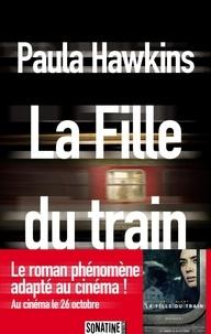 Paula Hawkins - La fille du train.