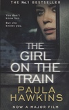Paula Hawkins - The Girl on the Train.