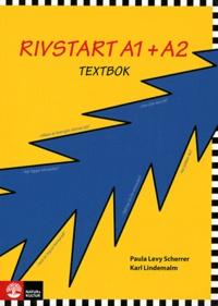 Paula Levy Scherrer et Karl Lindemalm - Rivstart A1+A2 - Textbok. 1 CD audio