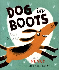 Paula Metcalf - Dog in Boots.