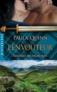 Paula Quinn - Héritiers des Highlands Tome 3 : L'envoûteur.