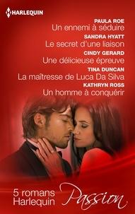 Paula Roe et Paula Roe - 5 romans Harlequin « Passion ».