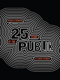 Paula Scher - Twenty-five years at the public - A Love Story.