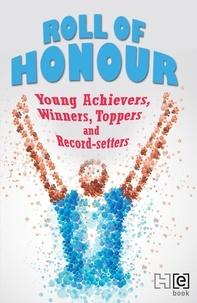 Paulami Chakraborty - Roll of Honour.