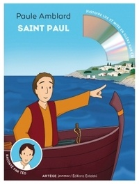 Paule Amblard - Saint Paul. 1 CD audio