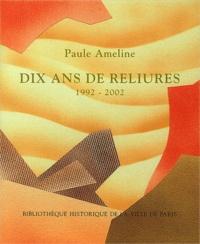 Paule Ameline et Jean Dérens - .