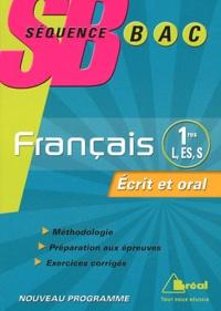 Paule Andrau et Corinna Gepner - Francais 1es L, ES, S.