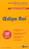 Paule Andrau - Oedipe Roi - Etude comparée de Sophocle et Pier Paolo Pasolini.