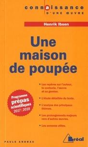 Paule Andrau - Une maison de poupée - Henrik Ibsen.