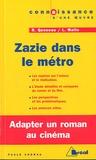 Paule Andrau - Zazie dans le métro - Raymond Queneau / Louis Malle.