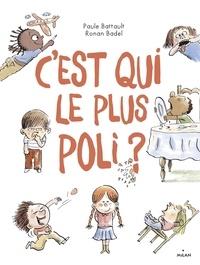 Paule Battault - C'est qui le plus poli?.