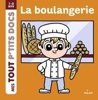 Paule Battault et Charlotte Ameling - La boulangerie - 1-3 ans.