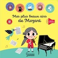Paule Battault et Sarah Andreacchio - Mes plus beaux airs de Mozart.