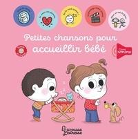 Paule Battault et Charlotte Ameling - Petites chansons pour accueillir bébé.