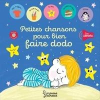 Paule Battault et Tristan Mory - Petites chansons pour bien faire dodo.