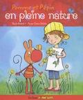 Paule Brière et Anne-Claire Delisle - Pomme et Pépin en pleine nature.