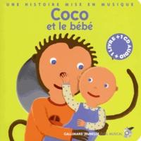 Paule Du Bouchet - Coco et le bébé - Une histoire mise en musique. 1 CD audio