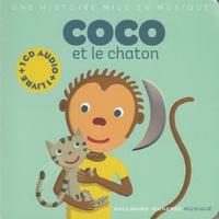 Paule du Bouchet et Xavier Frehring - Coco et le chaton. 1 CD audio