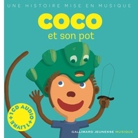 Paule Du Bouchet - Coco et son pot. 1 CD audio