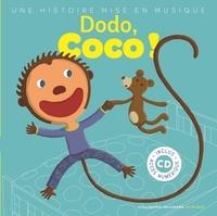 Paule Du Bouchet et Xavier Frehring - Dodo, Coco !. 1 CD audio