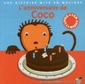 Paule Du Bouchet et Xavier Frehring - L'anniversaire de Coco. 1 CD audio