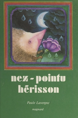 Nez-pointu hérisson