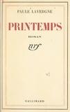 Paule Lavergne - Printemps.