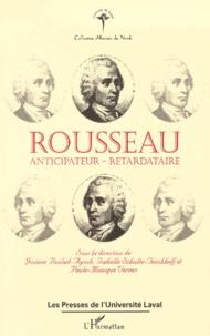 Rousseau : anticipateur - retardataire.pdf