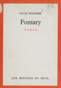 Paule Wislenef - Fontary.