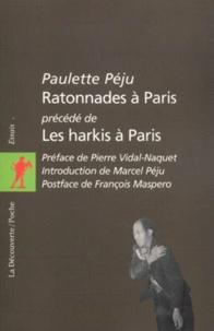Paulette Péju - .