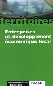 Paulette Pommier et Dominique Thierry - Entreprises et développement économique local.
