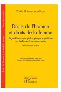 Droits de lhomme et droits de la femme - Regard historique, philosophique et politique ou évidence dune secondarité.pdf