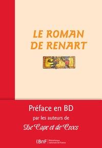 Paulin Paris et Delphine Mercuzot - Le Roman de Renart.