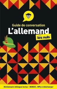 Téléchargement gratuit ebook format pdf Guide de conversation allemand pour les nuls DJVU par Paulina Christensen 9782412058497