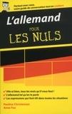 Paulina Christensen - L'allemand - Guide de conversation pour les Nuls, 2ème édition.