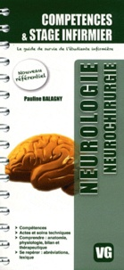 Pauline Balagny - Neurologie neurochirurgie.
